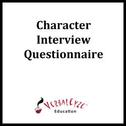 Character Questions Product Image