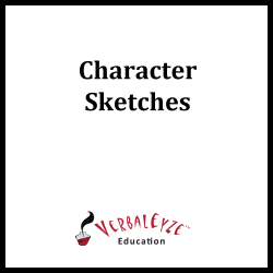 Character Sketchs Product Image
